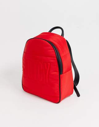 Juicy Couture Juicy X JC aspen backpack-Red