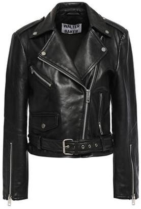 Walter Baker Leather Biker Jacket