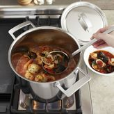 Demeyere Industry5 Covered Stockpot, 8 qt.