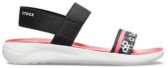 Crocs LiteRide Hyper Floral Sandals