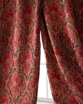 """Isabella Collection by Kathy Fielder Maria Christina 54""""W x 98""""L Curtain"""