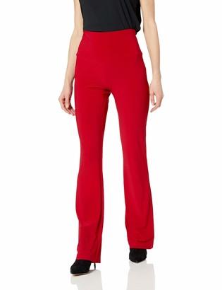 Norma Kamali Women's Classic Boot Pant