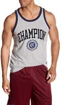 Champion Heritage Velvet Logo Tank Top
