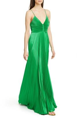 A.L.C. Aries Pleated Dress