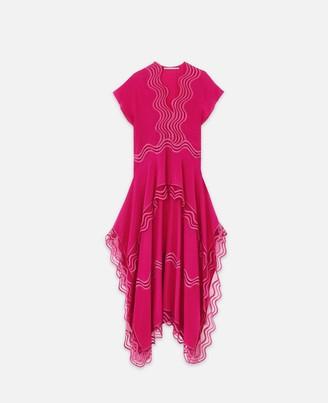 Stella McCartney Orla Silk Dress, Women's