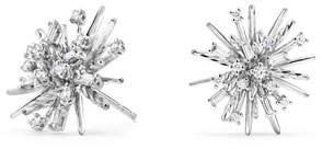 David Yurman Supernova Diamond Earrings in 18K White Gold