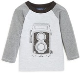 Andy & Evan Infant Boys' Vintage Camera Selfie Tee - Sizes 3-24 Months