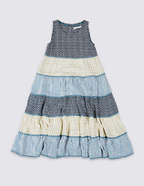Marks and Spencer Sleeveless Dress (3-14 Years)