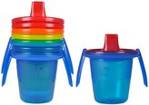 The First Years Take & Toss Cups w/ Removable handles - Multicolor - 7 oz - 4 ct