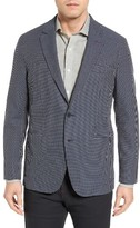Bugatchi Men's Textured Cotton Blazer