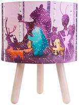 Micky & Stevie Wild Imagination Table Lamp, Pink