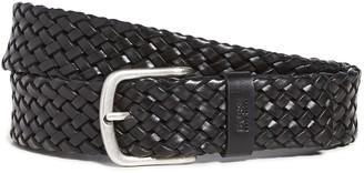 HUGO BOSS Sash Braided Belt