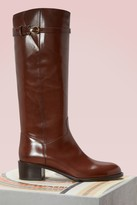 Sartore Riding Boots with buckles