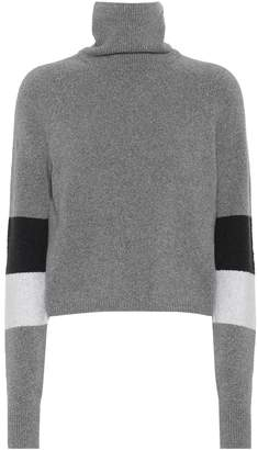 LNDR Piste cotton-blend turtleneck sweater
