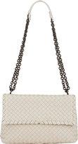 Bottega Veneta Women's Intrecciato Olimpia Small Shoulder Bag