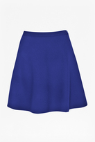 French Connection Classic Whisper Ruth Flared Skirt