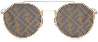 Fendi Eyewear Eyeline sunglasses