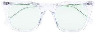 One, All, Every X Rvs Sustain X Ugo Rondinone Wayfarer Earth square-frame sunglasses