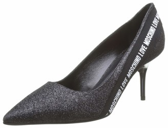 Love Moschino Women's Scarpadonna A Spillo Closed Toe Heels