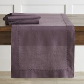 Williams-Sonoma Williams Sonoma Italian Washed Linen Table Runner
