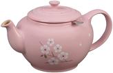 Le Creuset 1QT. Sakura Teapot