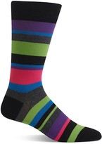 Hot Sox Bold Stripe Socks