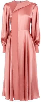 Roksanda Silk-Satin Adyn Midi Dress