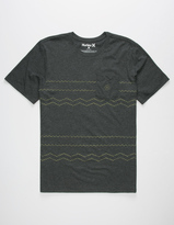Hurley Pismo Mens Pocket Tee