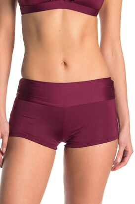 Mossimo Spellbound Shirred Bikini Shorts