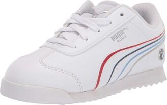 Puma unisex child Roma Sneaker