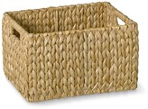 Nantucket Woven Seagrass Shelf Basket