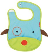 Skip Hop Zoo Tuck Away Bib, Darby