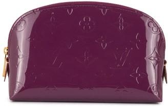 Louis Vuitton Pre-Owned varnished monogram makeup bag