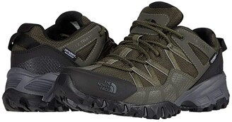 The North Face Ultra 111 Waterproof (New Taupe Green/TNF Black) Men's Shoes