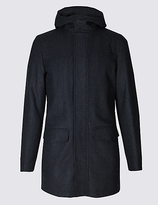 Limited Edition Wool Rich Duffle Coat