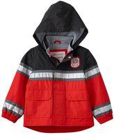 Carter's Toddler Boy Lightweight Fireman Rain Jacket