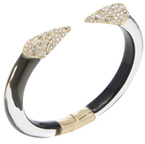 Alexis Bittar Lucite Crystal Accent Bracelet
