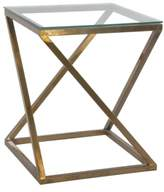 Ren Wil Renwil 'Penrose' Glass Top Accent Table