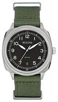 Bulova Men's Military Watch - 96B229