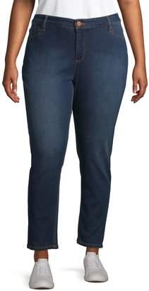 Jones New York Plus Lexington Curvy Jeans