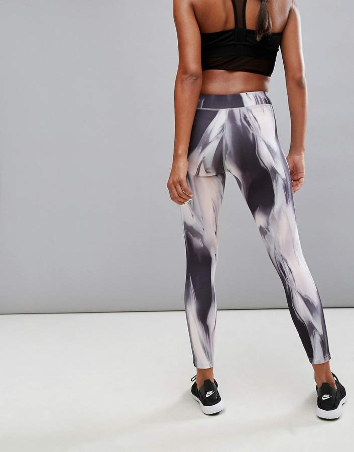 Only Play Marble Print Training Leggings