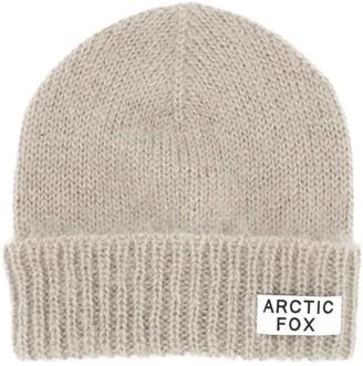 Arctic Fox & Co. The Mohair Beanie In Harbour Grey