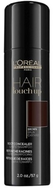 L'Oreal Hair Touch Up Root Concealer - Brown, 2-oz, from Purebeauty Salon & Spa
