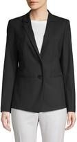 Lafayette 148 New York Notch-Lapel Jacket