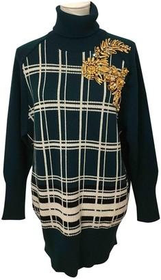 Miu Miu Green Wool Knitwear for Women