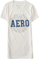 Aeropostale Womens Ny Aero Athletics Graphic T Shirt