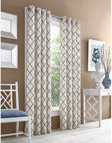 J. Queen New YorkTM Adorn Grommet Top Embroidered Window Curtain Panel
