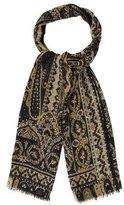 Etro Silk & Wool-Blend Scarf