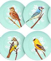 Bird Feed Melamine Plate Set