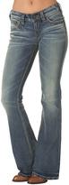 Indigo Aiko Mid-Rise Flare Jeans - Women